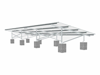 PGT4 Ground Mount PV Racking System